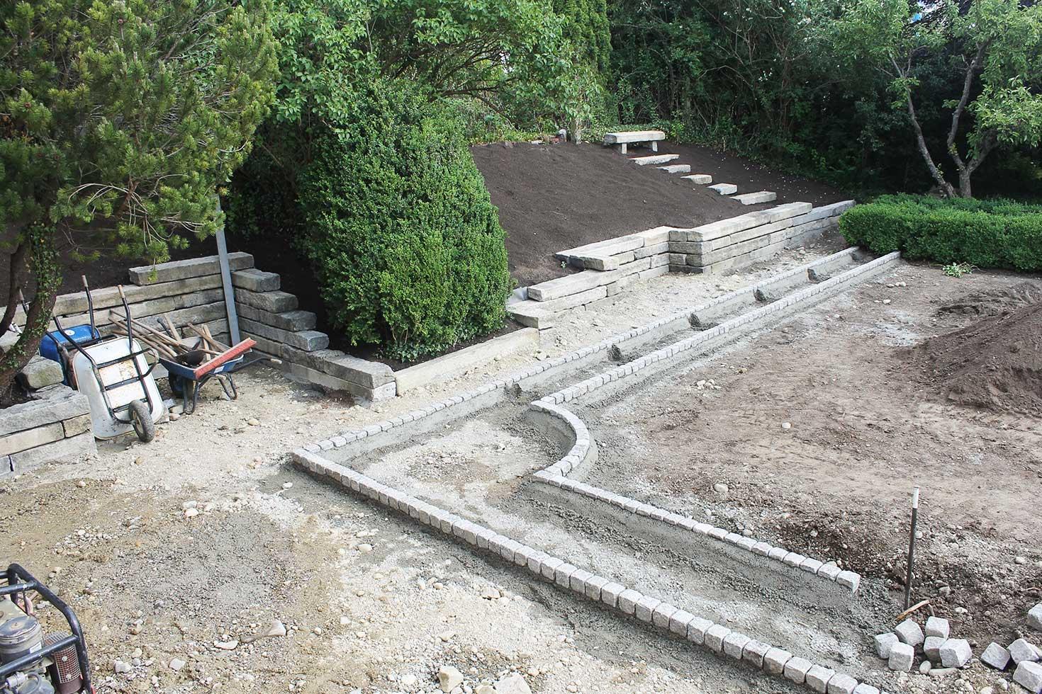 Gartengestaltung steinkunst schwaben for Gartengestaltung 24