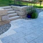Terrasse-kalkstein
