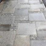 Alte Granitplatten, Lausitzer Platten, Historische Platten